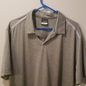 Mens  dry fot nike golf shirt